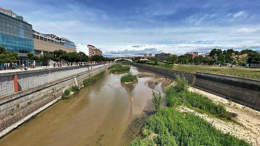 El modelo que quiere copiar Gijón para el Piles: así recuperó Madrid el Manzanares