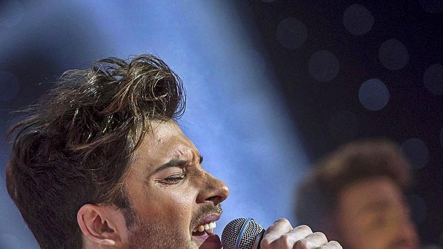 El voto popular elegirá la canción de Blas Cantó para Eurovisión