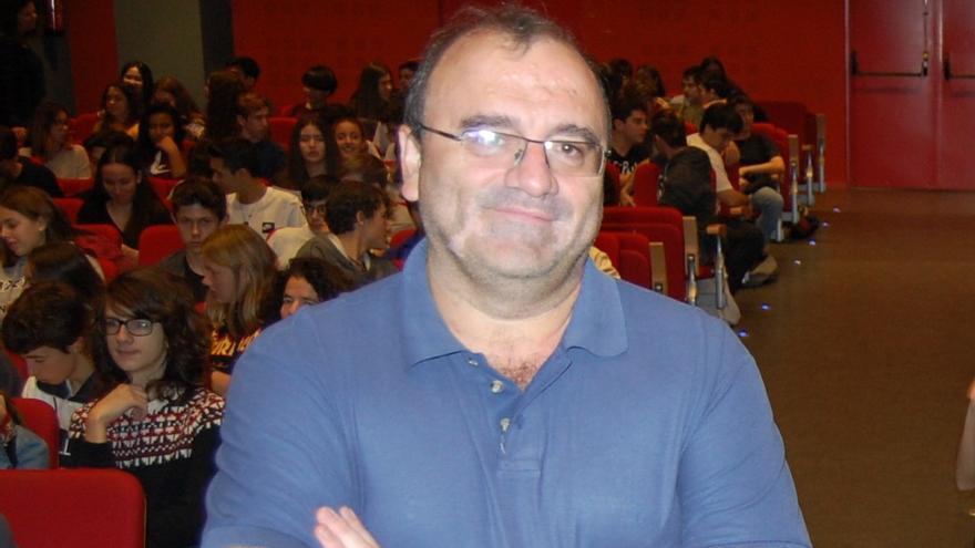 Antonio Turiel fa una xerrada a Roses sobre la transició ecològica