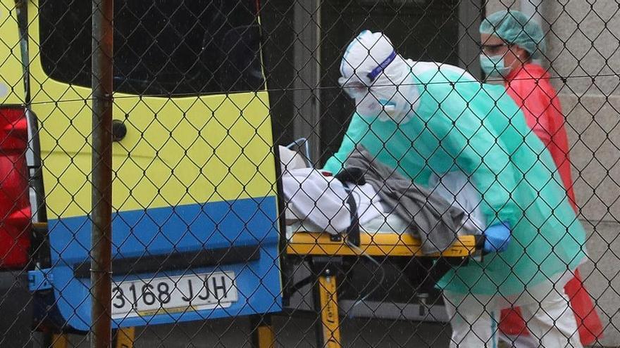 El Covid-19 mata a otras cinco personas en Galicia