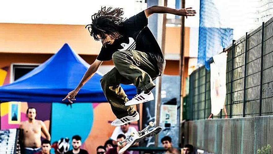 Canet acoge el  I Open federado de Skateboarding