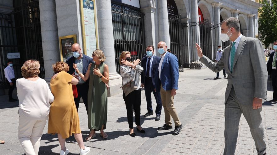 El Rey programa tres visitas a Cataluña en un plazo de dos semanas