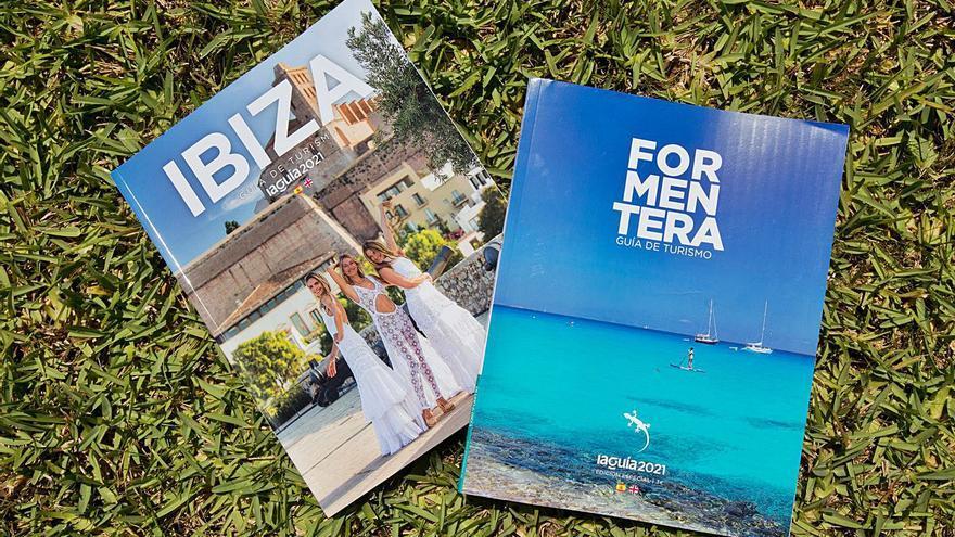 La nueva Guía de Turismo de Ibiza y Formentera, gratis hoy con Diario de Ibiza