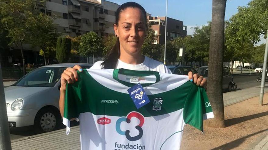 El Deportivo Córdoba se refuerza con María Uceda