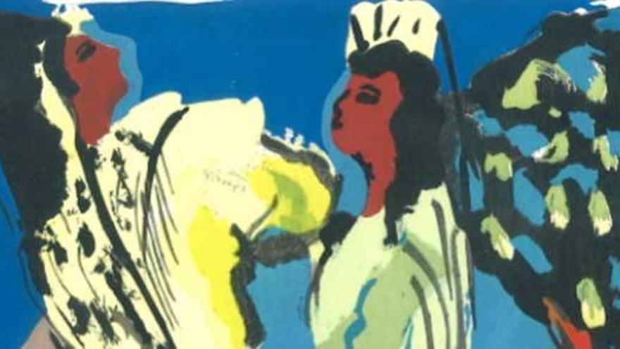 El mito de Carmen en Sa Punta des Molí