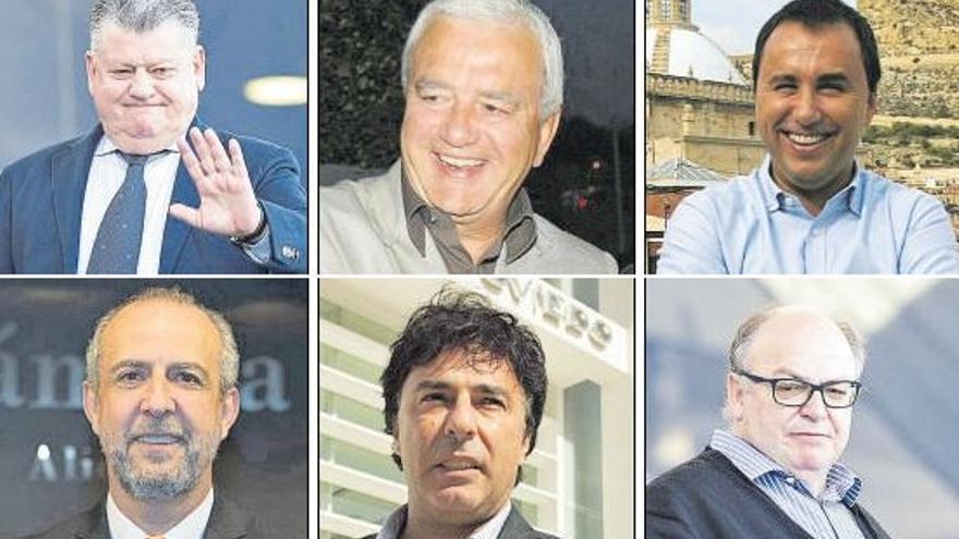 Ortiz busca a su séptimo socio tras más de 20 años de gestión en el Hércules