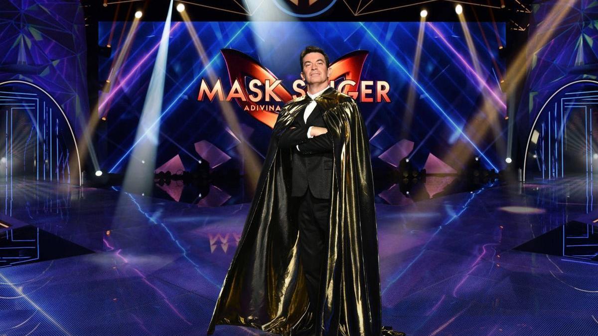 Arturo Valls en 'Mask Singer'