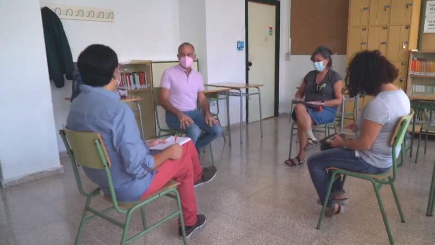 Exalumnos y docentes estallan contra el Arxiduc tras un vídeo del Govern