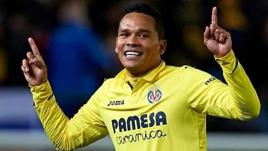Bacca quiere quedarse y espera el acuerdo entre Villarreal y Milan