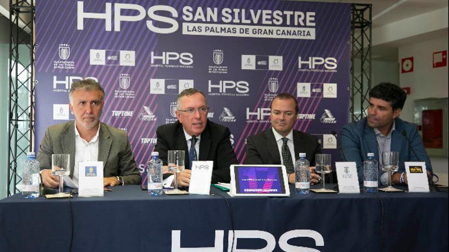 La HPS San Silvestre entrega su recaudación a ocho ONGs