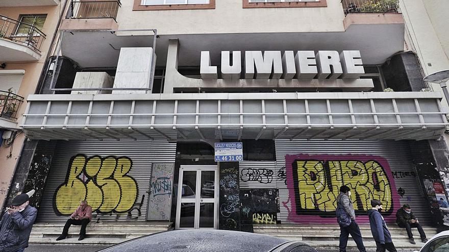 Se alquila el cine Lumiere de Palma