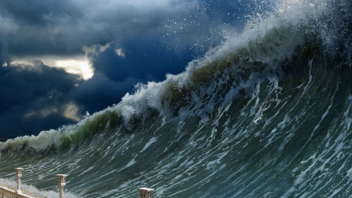 Cinco megatsunamis provocaron olas de hasta 290 metros en Canarias - La  Provincia