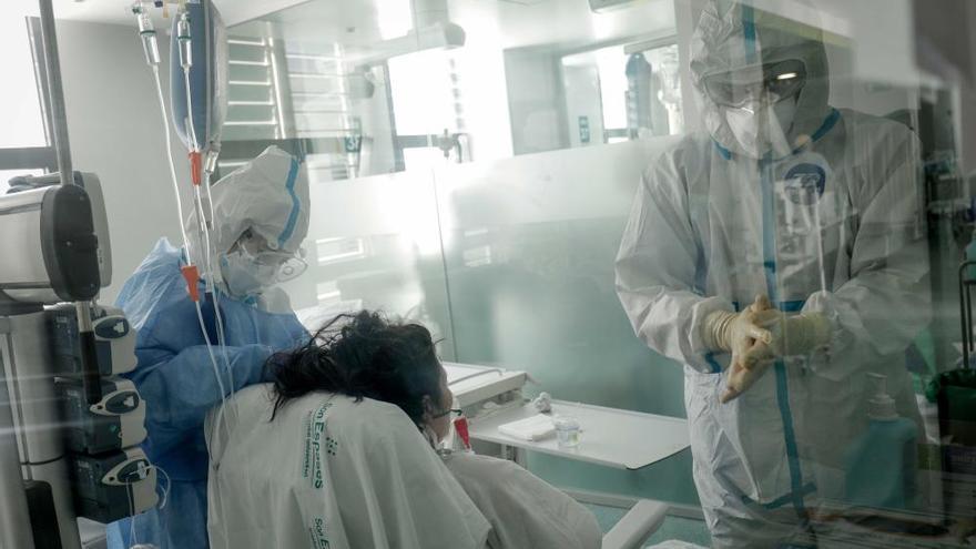 Baleares suma 434 casos, 4 muertos más y alcanza los 619 hospitalizados