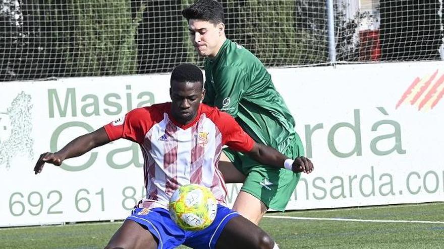 Un gol del vilomarenc Javi López enfonsa el Manresa a Cerdanyola