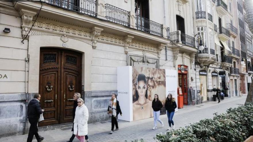 Noch mehr Luxus am Borne-Boulevard von Palma de Mallorca