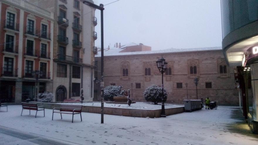 El tiempo en Zamora: la provincia sigue blanca y en alerta amarilla por cencellada y niebla