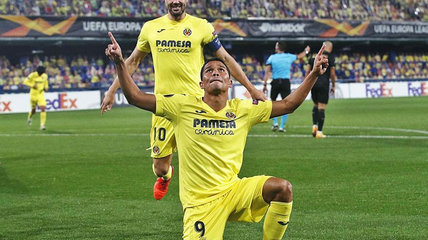 Alcácer es duda para recibir al Madrid