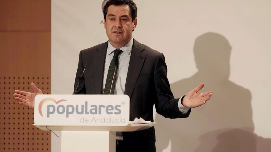 PP, Cs y Vox acuerdan una bajada de impuestos en Andalucía