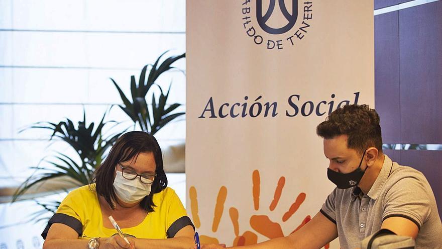 Acción Social destina 6,8 millones para ayudar a las personas más vulnerables
