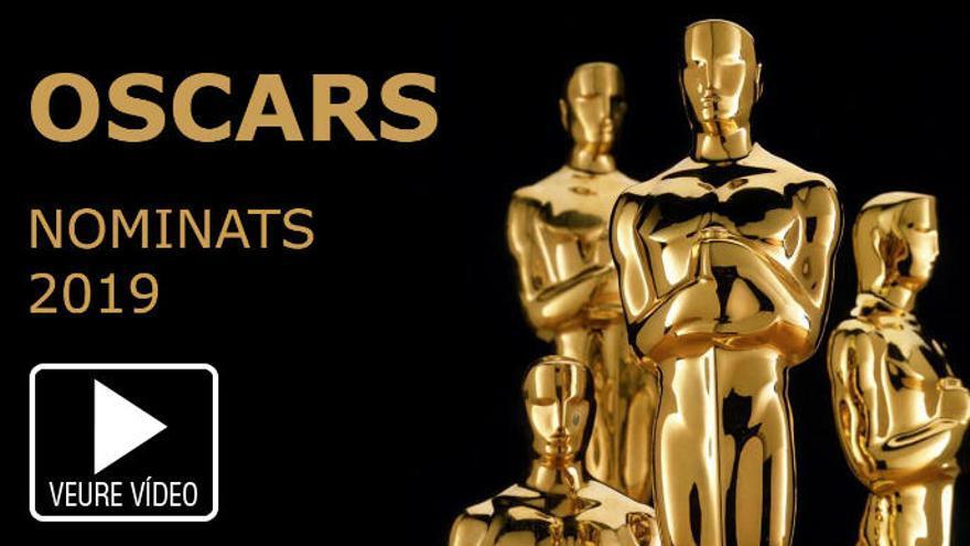 En directe: Coneix els nominats als Oscar 2019