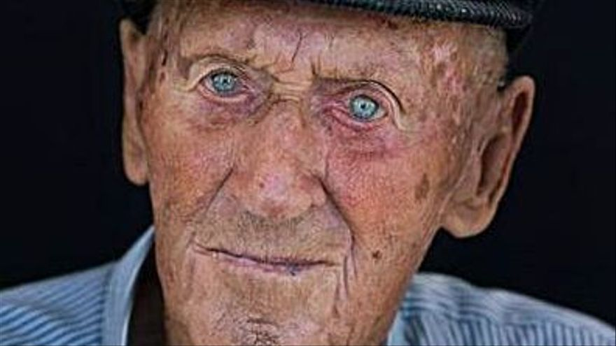 Fuencaliente llora la pérdida de su 'abuelo' de 100 años, Eugenio Hernández