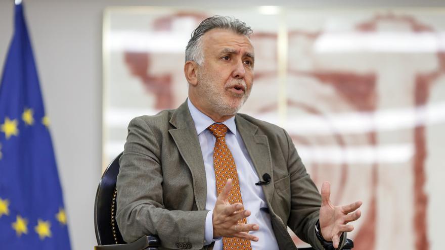 El presidente canario cree que a finales de 2021 podrá superarse la crisis del Covid