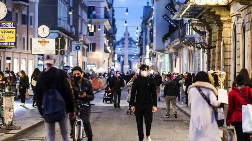 Italia descubre cuándo circulaba la covid por el país