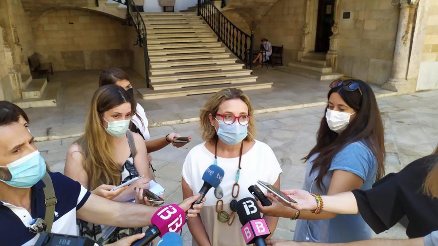La jueza decana de Palma insiste en que el Govern no justificó el confinamiento de los estudiantes