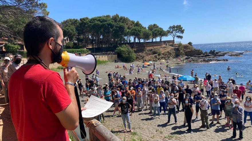 Sos Costa Brava insisteix en la il·legalitat de part del camí de ronda de Palamós i presenta un nou recurs a Urbanisme