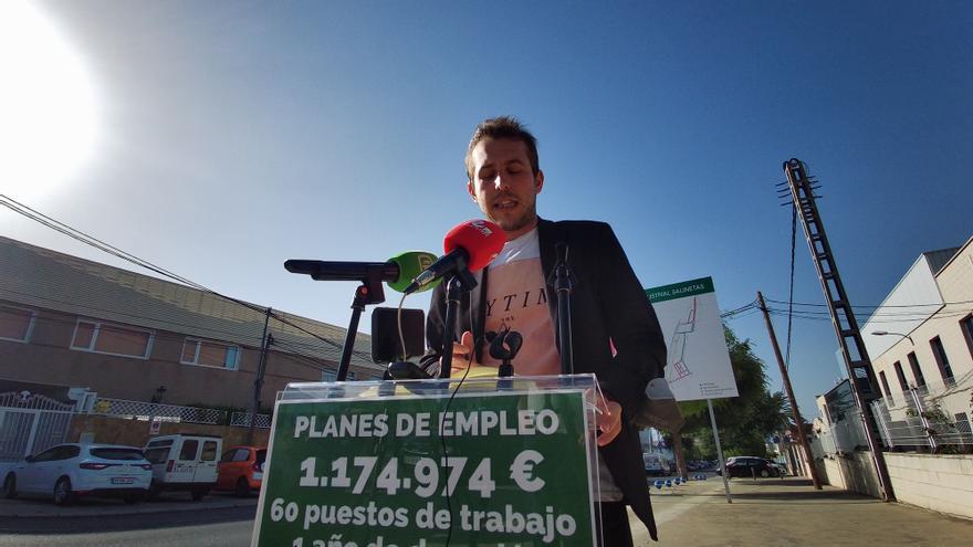 Petrer ofrece planes de empleo para los parados que necesitan cotizar para jubiliarse