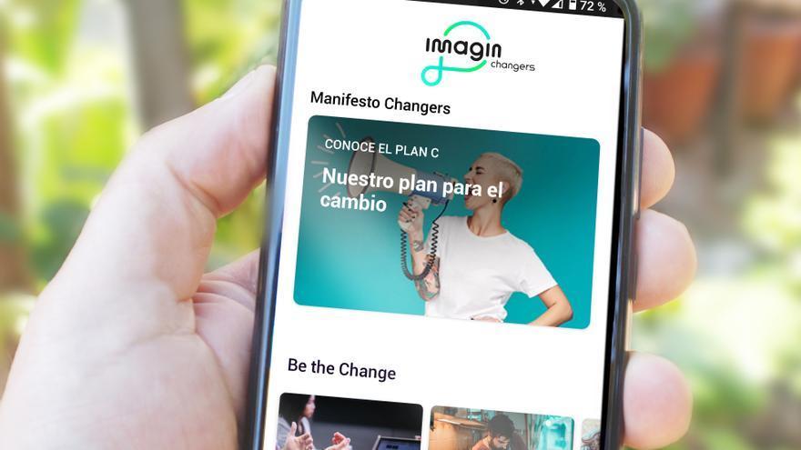 Imagin lanza la iniciativa imaginChangers para fomentar el voluntariado digital