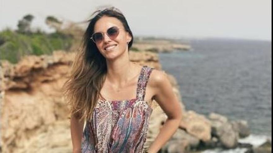 Helen Lindes y Rudy Fernández, de vacaciones en Mallorca