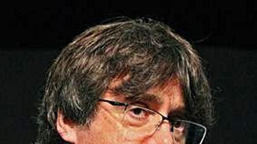 Puigdemont critica Trudeau en una carta a independentistes canadencs