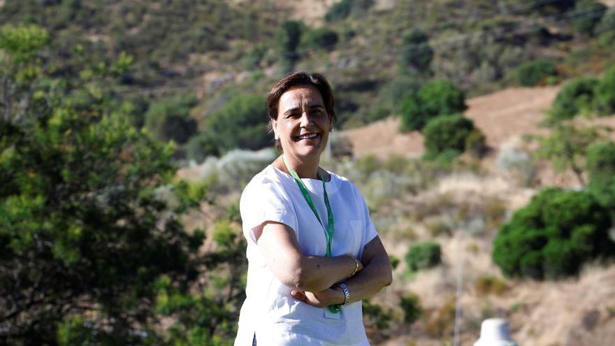 """La directora de El Cabril señala que el almacén nuclear sigue en permanente """"evolución"""""""
