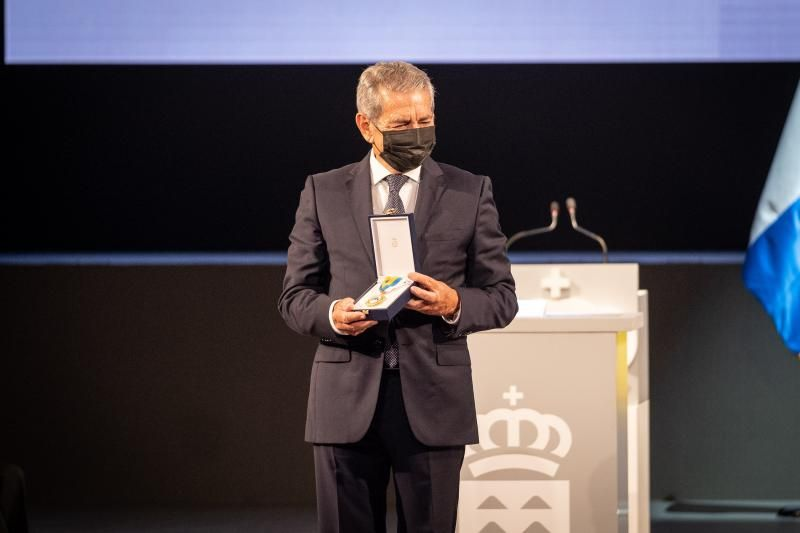 Galardonados Premios Canarias 2021