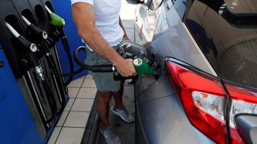 El aumento de movilidad también se nota en el precio de los carburantes