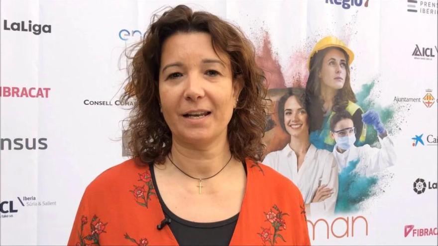 eWoman 2019: Esther Guirado, gerent territorial de la Catalunya Central a Sorea