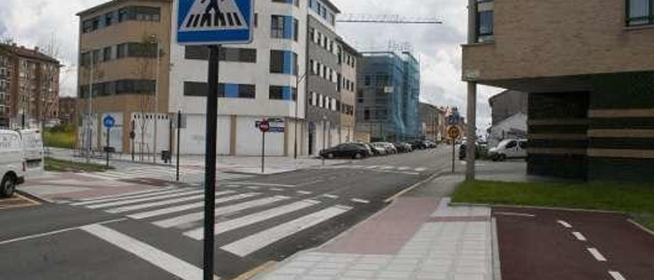 La avenida de Viella.