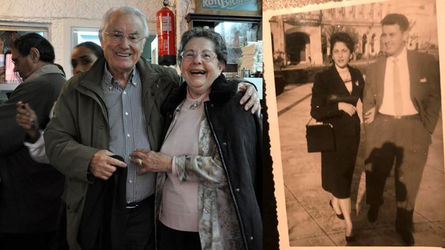¿Qué cosa es la felicidad?: la historia de un matrimonio asturiano que falleció de covid en Madrid