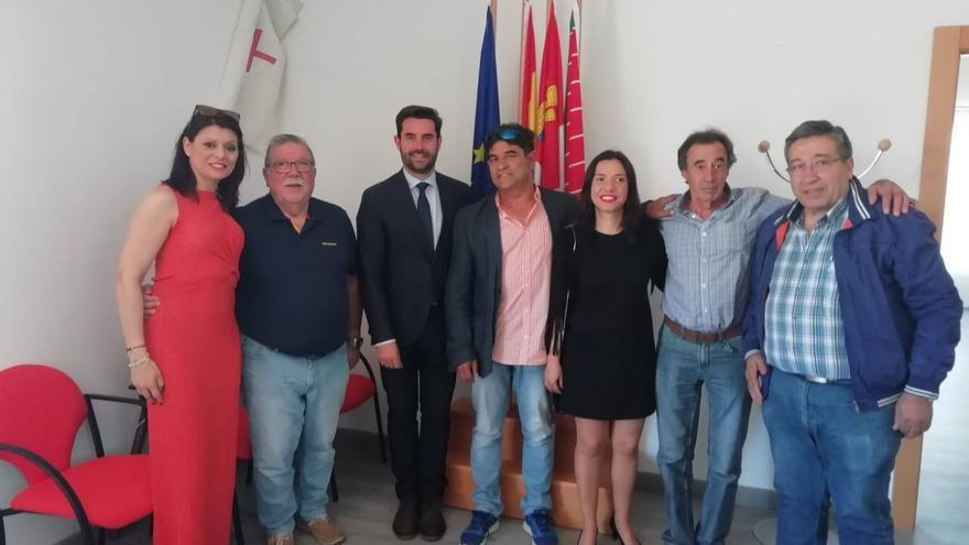 El alcalde de El Perdigón, Ángel Calleja, representará a Zamora en las comisiones de Reto Demográfico de la FEMP