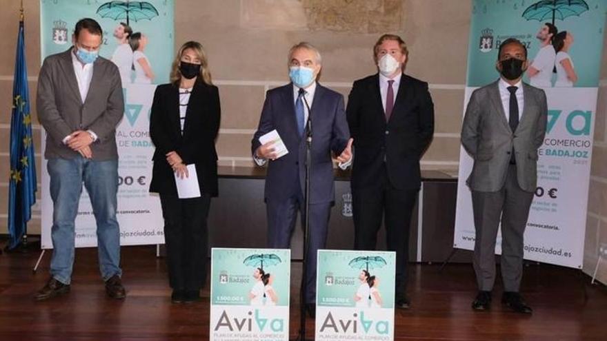 Desde este miércoles se pueden solicitar en Badajoz las ayudas municipales por el cierre de negocios debido al covid