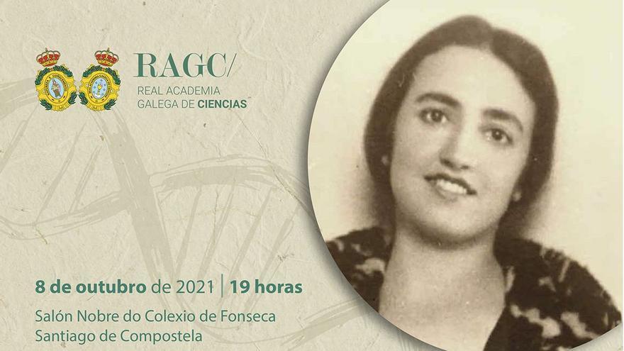 Jimena Fernández de la Vega, científica del año