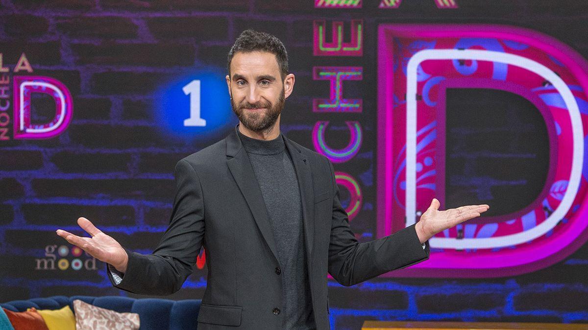 Dani Rovira se estrena como presentador televisivo en 'La noche D'