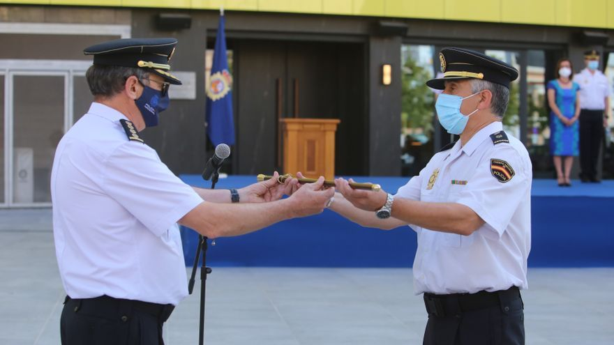 El Gobierno muestra su compromiso para acelerar la comisaría de la Policía Nacional