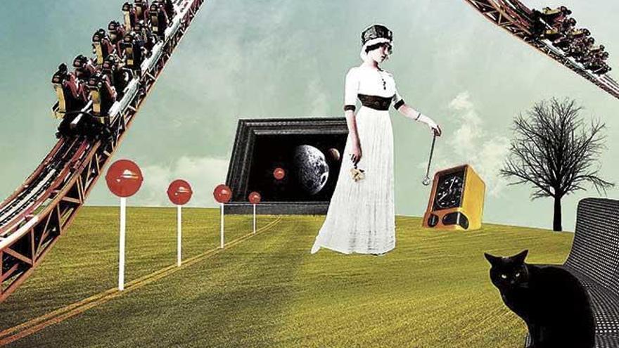 Jaume Serra ilustra el miedo para la revista de Oprah Winfrey