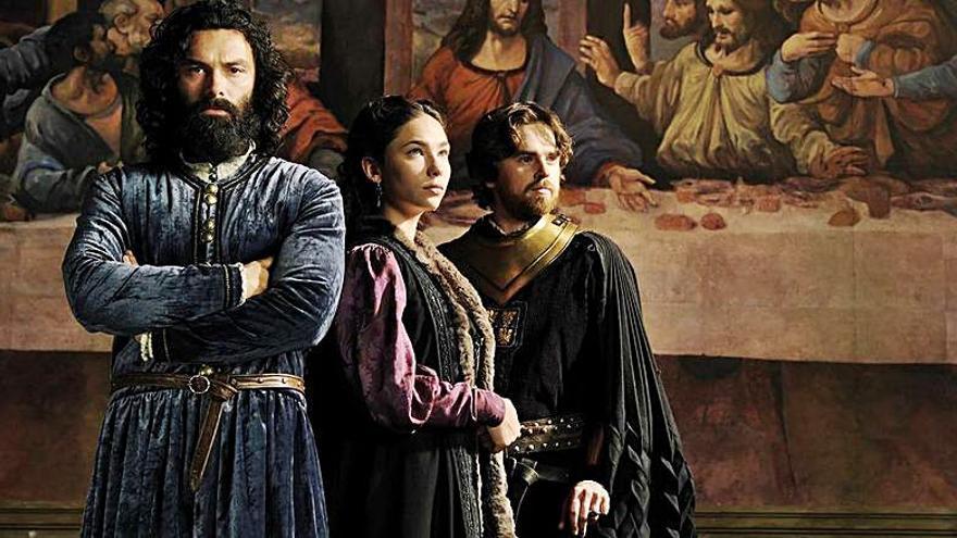 La 1 estrenará esta primavera los ocho capítulos de 'Leonardo'