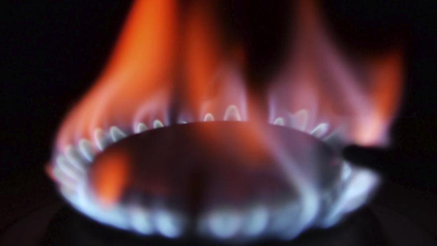 La demanda nacional de gas natural alcanza su máximo desde febrero de 2012
