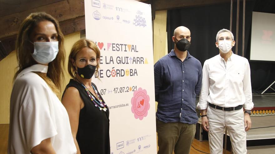 Este domingo la AxerquÍa se viste de gala para homenajear a Paco de Lucía