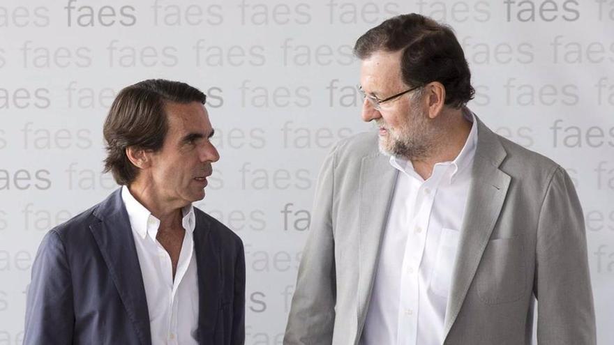 Aznar y Rajoy prestarán declaración como testigos en el juicio de la caja b el 24 de marzo