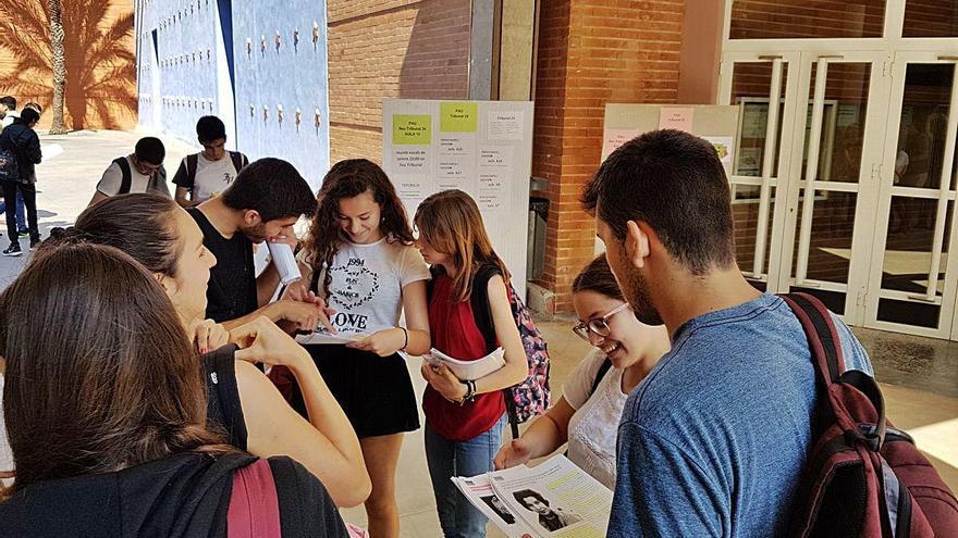 El Campus de Gandia de la UPV agota plazas para el próximo curso